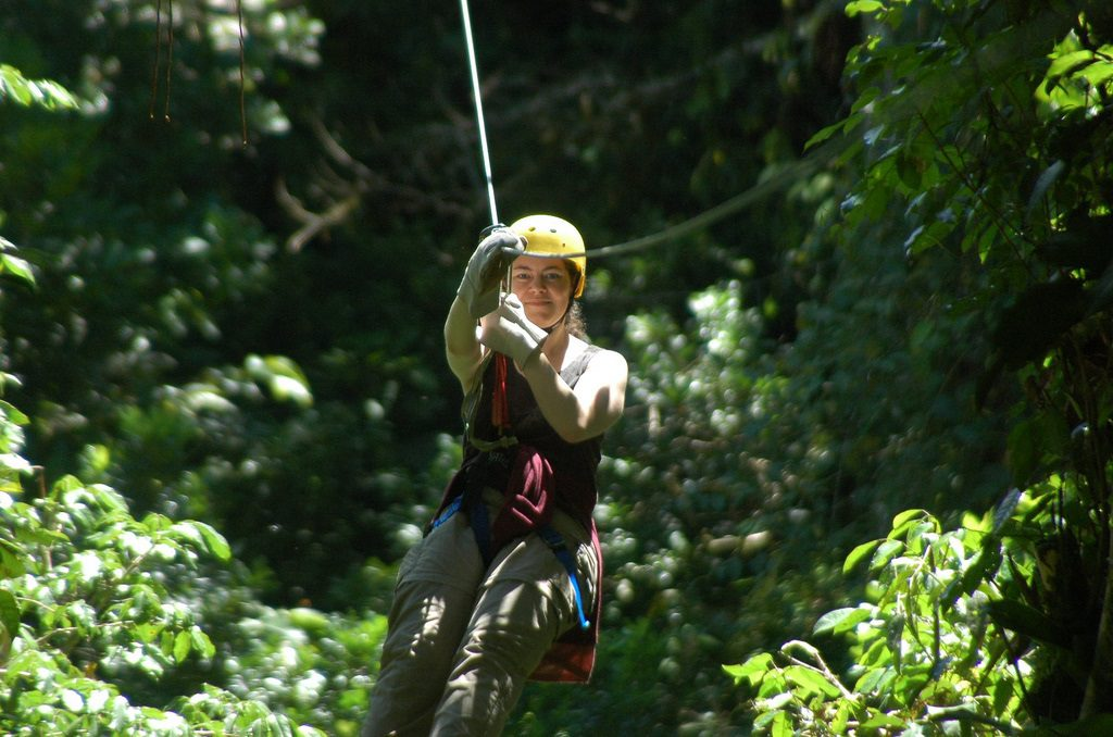 Zip Line Costa Rica Canopy Tour