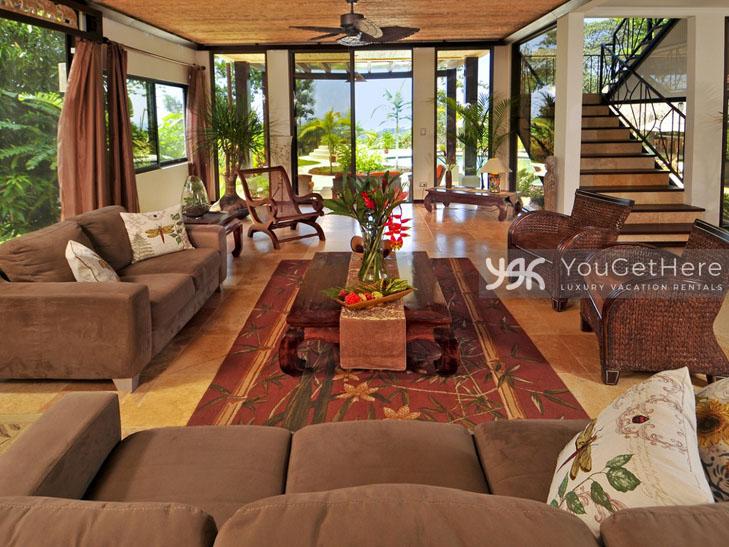 Beach House Costa Rica-Dominical-Costa Rica-LaLibelula