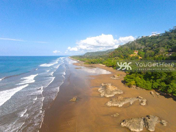 Beach House Rentals-Dominical-Costa Rica-CaballitosdelMar1