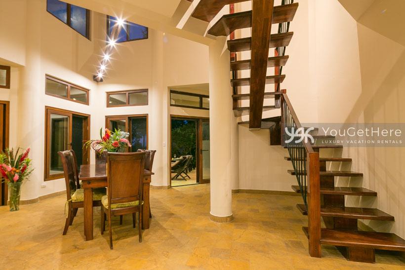 Beach House Rentals-Dominical-Costa Rica-CaballitosdelMar1-uvita