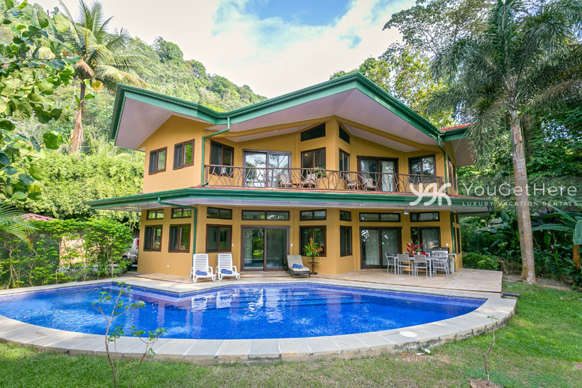 Beach house rentals dominical costa rica caballitosdelmar3 for Costa rica vacation house rentals