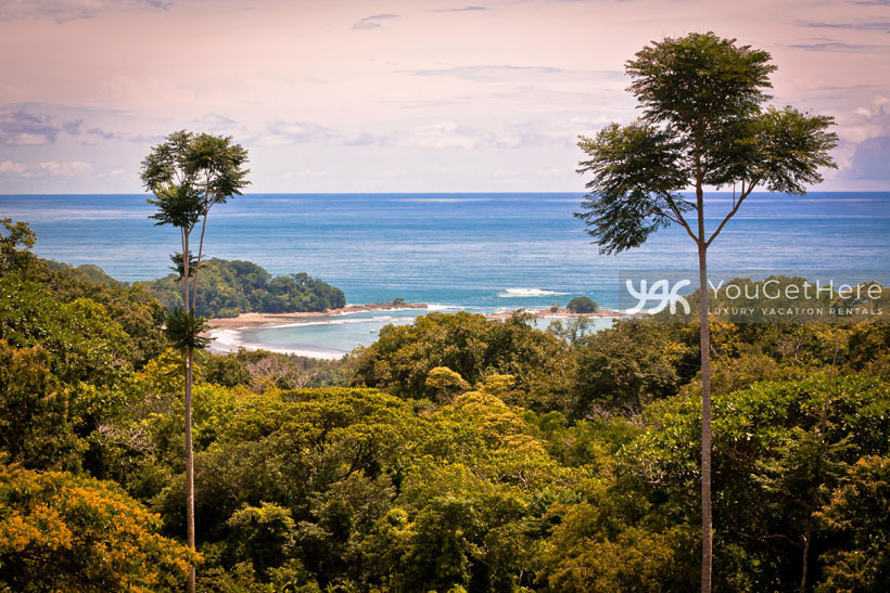 Beach House Rentals-Dominical-Costa Rica-Gorda Vista