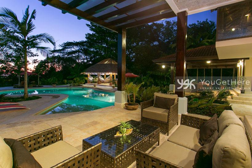 Beach House Rentals-Dominical-Costa Rica-LaLibelula
