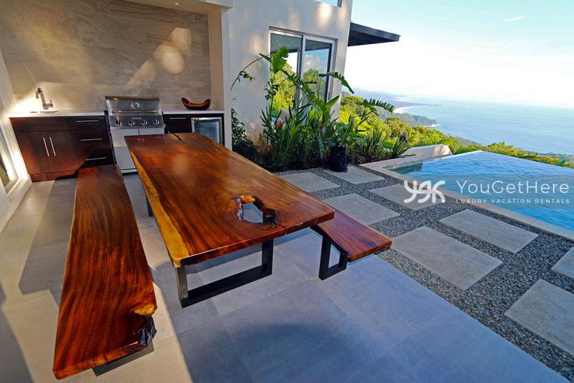Beach House Rentals-Dominical-Costa Rica-VillaLuna