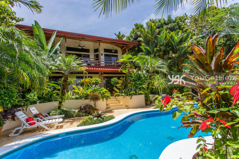 Costa Rica Beach House Rentals-Dominical-Costa Rica-CasaAmigos