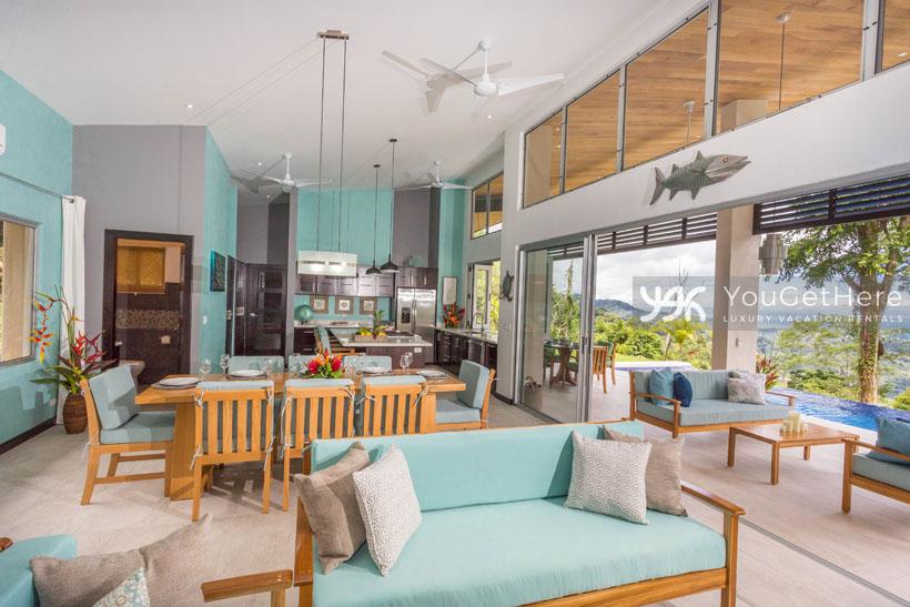 Costa Rica Beach House Rentals-Dominical-Costa Rica-CasaTilli