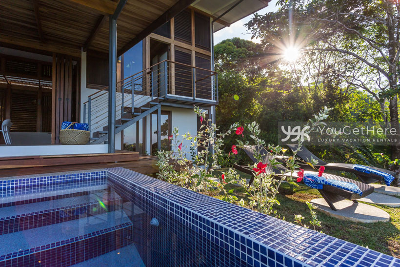 Costa Rica Beach House Rentals-Dominical-Costa Rica-Tres Perlas