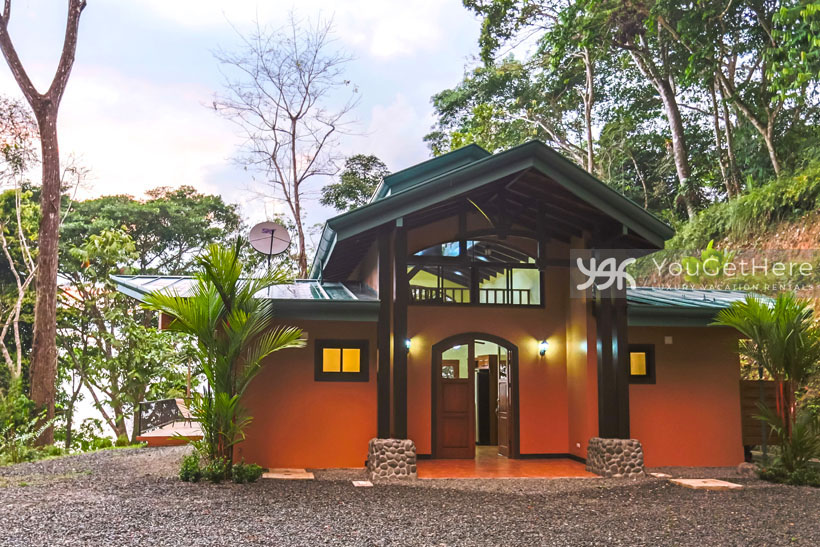 Costa rica luxury villas-Dominical-Costa Rica-CasaAlaska