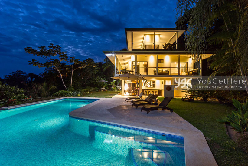 Costa rica luxury villas-Dominical-Costa Rica-CasaAltaVista