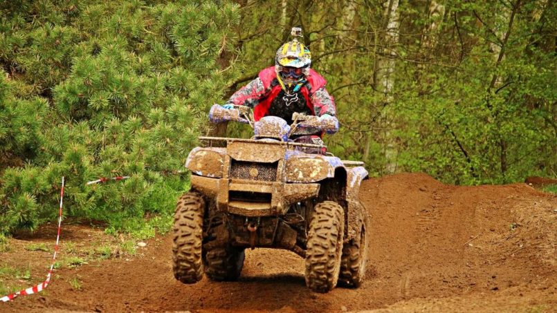 ATV Backcountry Exploration