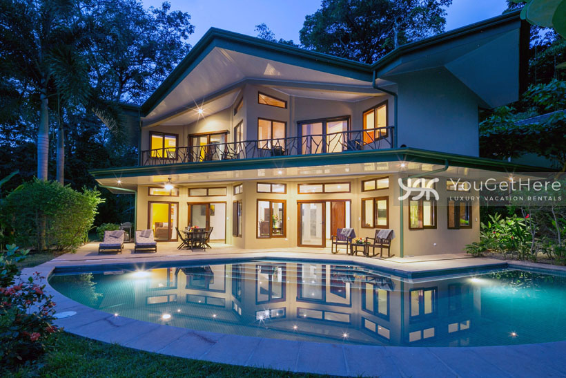 Holiday Rentals-Dominical-Costa Rica-CaballitosdelMar1