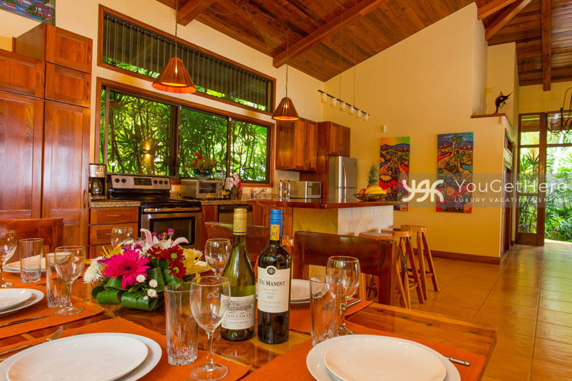 Holiday Rentals-Dominical-Costa Rica-CasaAmigos