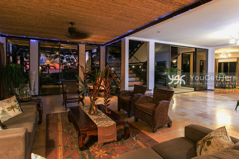Holiday Rentals-Dominical-Costa Rica-LaLibelula