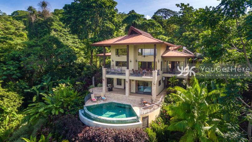 Home rentals in Dominical Costa Rica - Casa Tropical