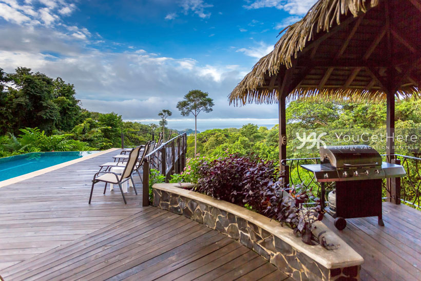 Home Rentals-Dominical-Costa Rica-Gorda Vista