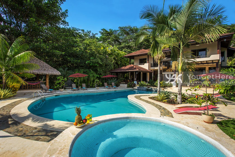 Home Rentals-Dominical-Costa Rica-LaLibelula