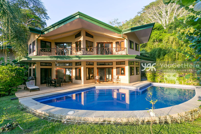 House rentals dominical costa rica caballitosdelmar2 for Costa rica house rental