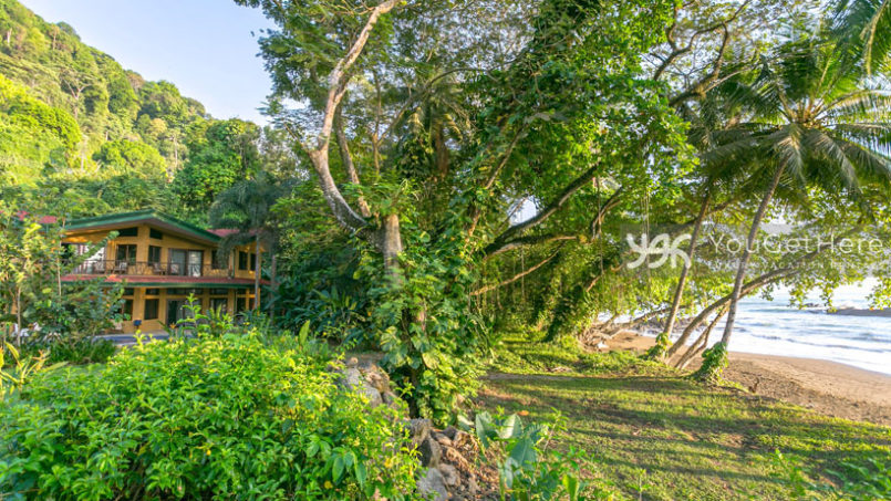 Beachfront vacation home rentals in Costa Rica - Dominical - CaballitosdelMar3