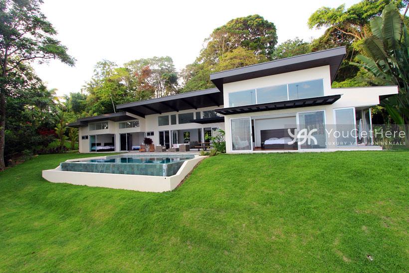 House Rentals-Dominical-Costa Rica-VillaLuna