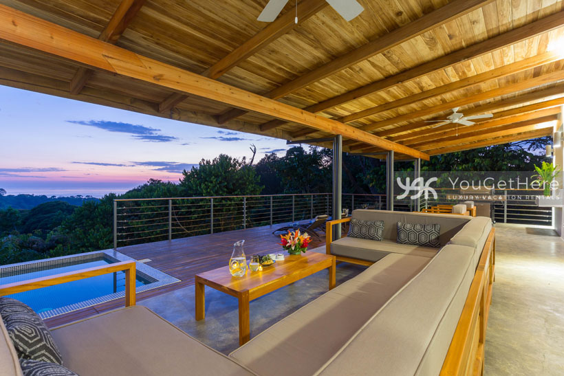 Houses in Costa Rica-Dominical-Costa Rica-Tres Perlas