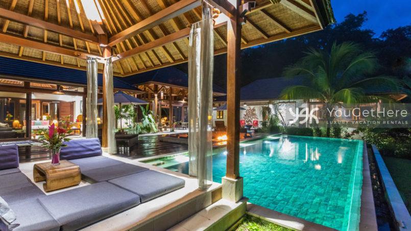Luxury vacation rentals in Costa Rica -Casa Bellavia