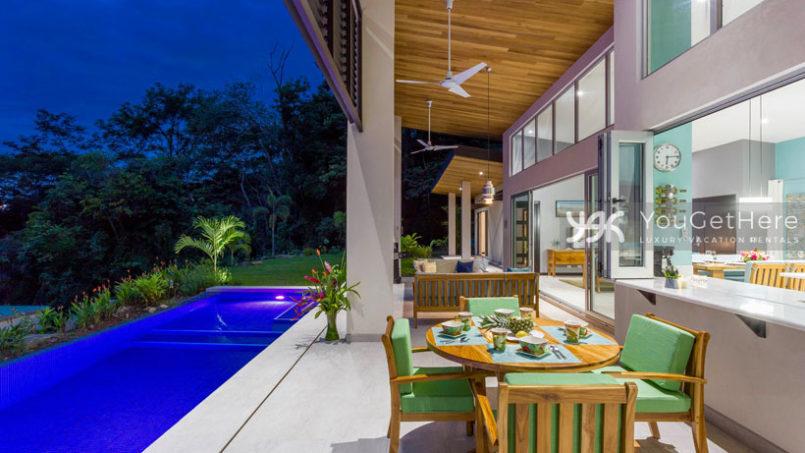 Luxury Rental Home-Dominical-Costa Rica-CasaTilli