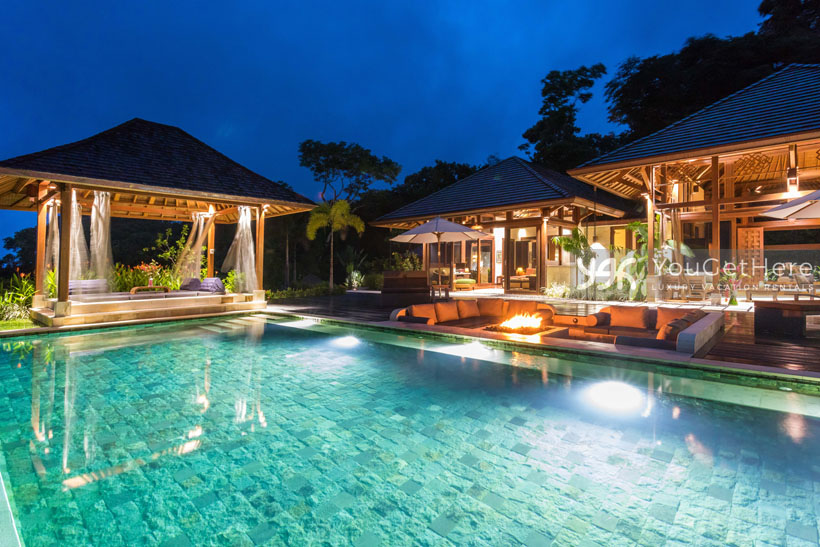 Luxury Vacation Rental-Dominical-Costa Rica-Casa Bellavia
