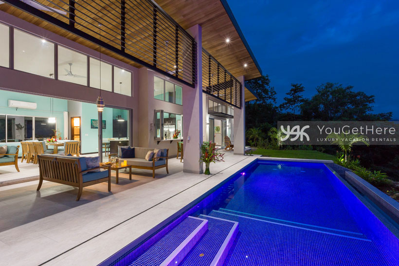 Luxury Vacation Rental-Dominical-Costa Rica-CasaTilli