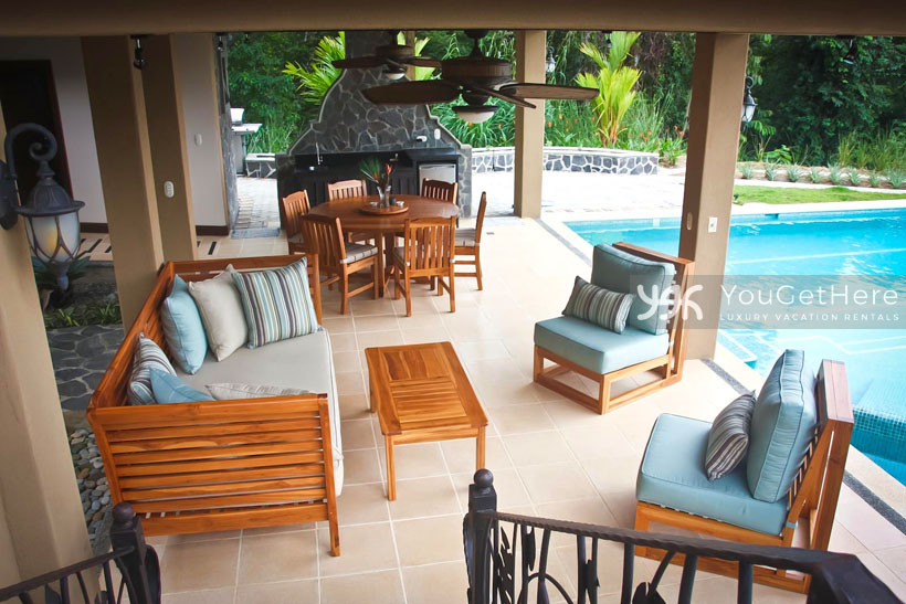 Luxury Vacation Rental-Dominical-Costa Rica-Gorda Vista