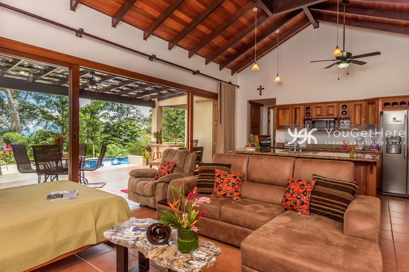 Luxury Villa-Dominical-Costa Rica-Casa Dakota