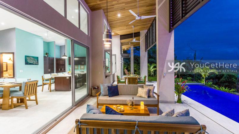 Luxury Villa-Dominical-Costa Rica-CasaTilli