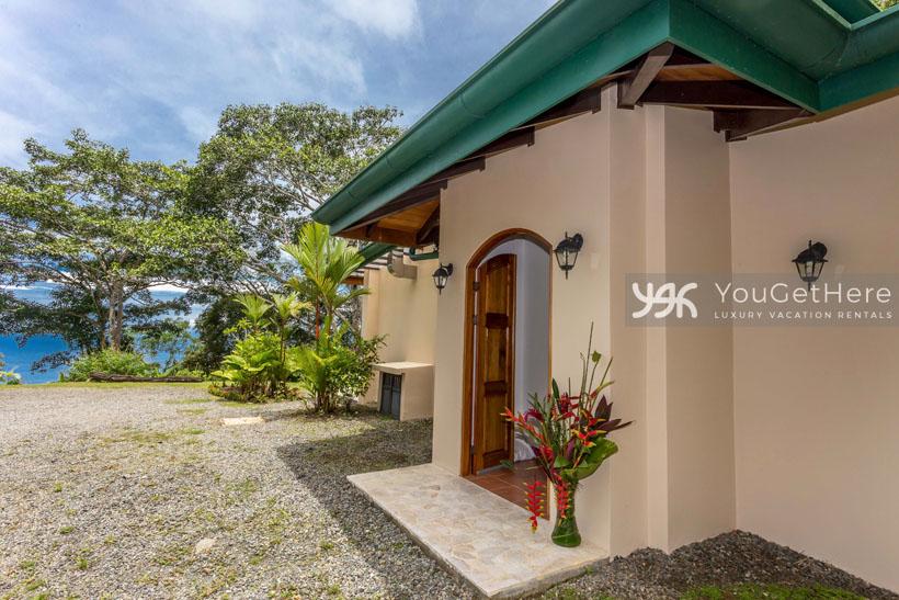 Ocean View Rentals-Dominical-Costa Rica-Casa Dakota