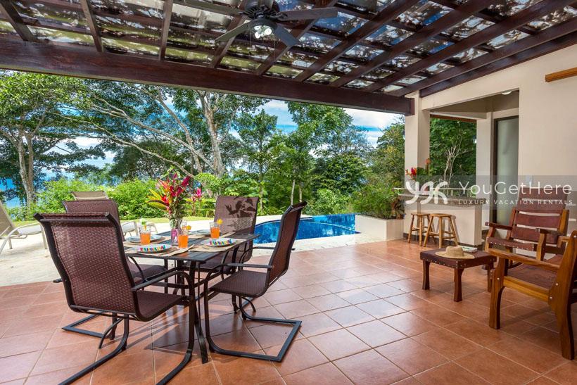 Private Rental Properties-Dominical-Costa Rica-Casa Dakota