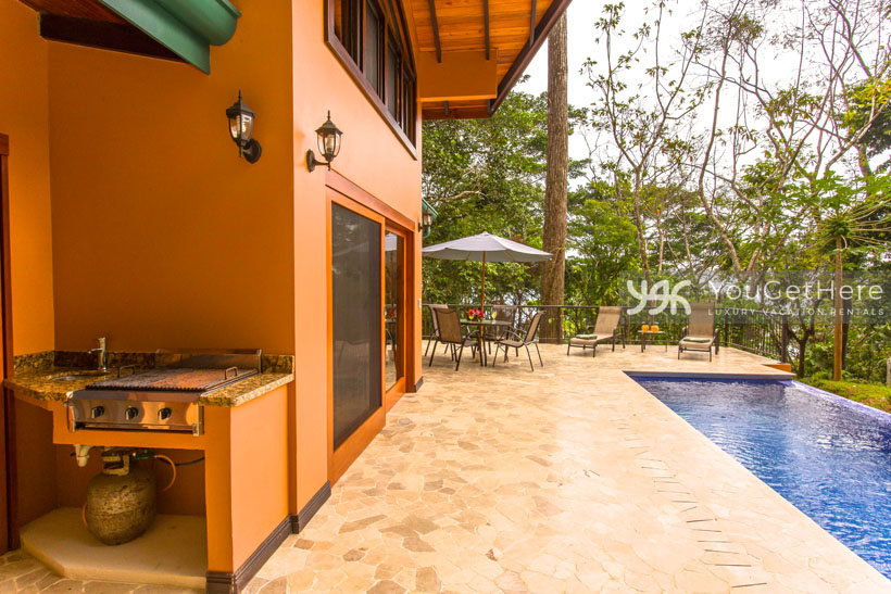 Private Rental Properties-Dominical-Costa Rica-CasaAlaska