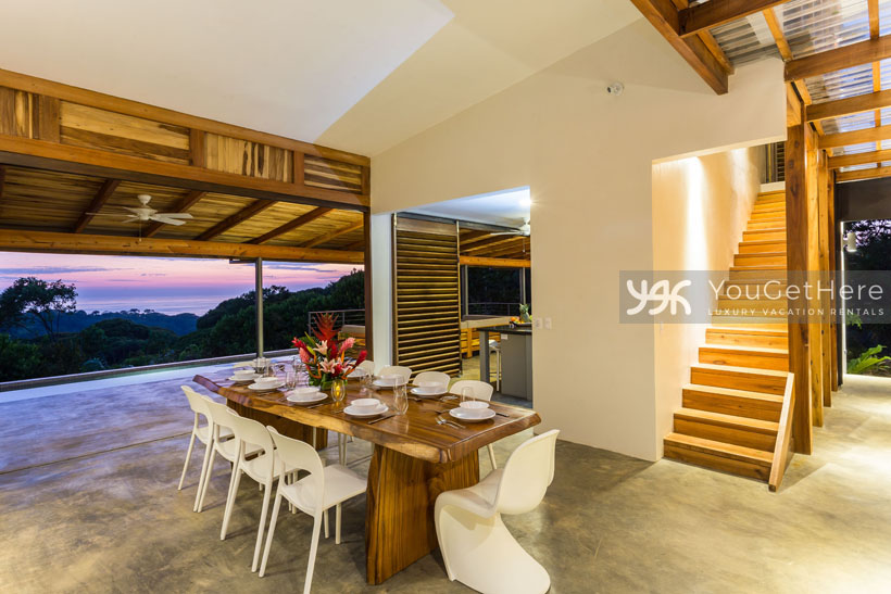 Vacation Home Rentals-Dominical-Costa Rica-Tres Perlas