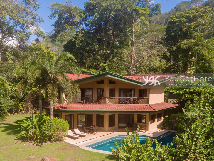 Vacation Rentals-Dominical-Costa Rica-CaballitosdelMar1