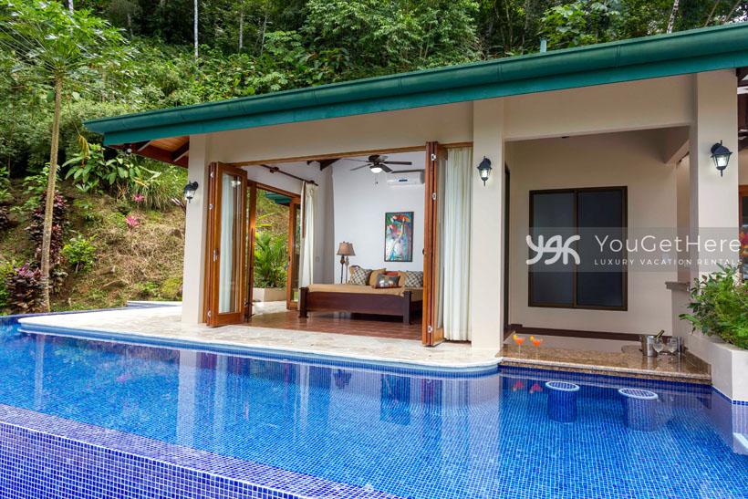 Vacation Rentals-Dominical-Costa Rica-Casa Dakota