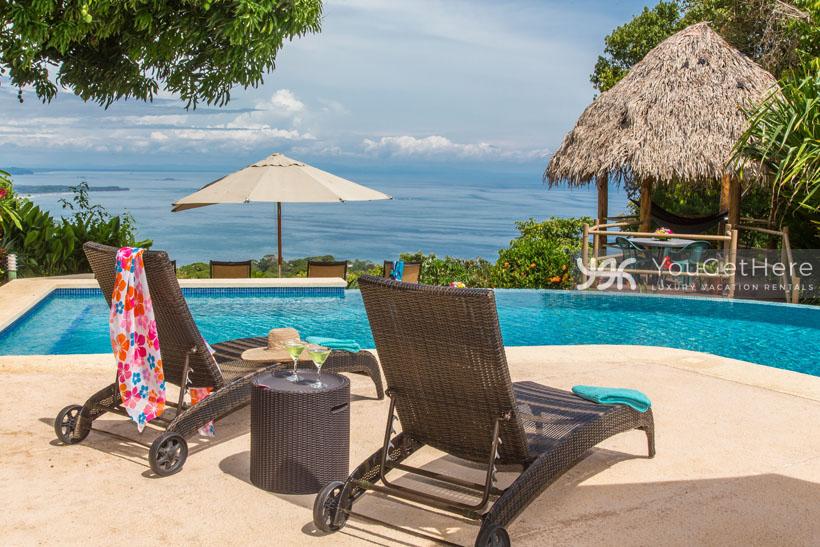 Vacation Rentals-Dominical-Costa Rica-CasaAltaVista