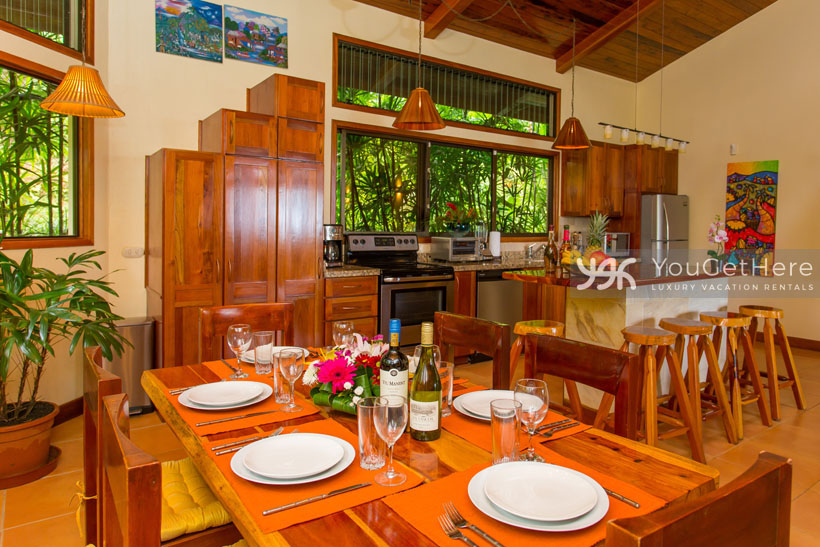 Vacation Rentals-Dominical-Costa Rica-CasaAmigos