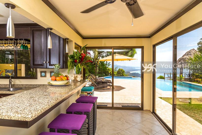 Vacation Villa-Dominical-Costa Rica-CasaAltaVista