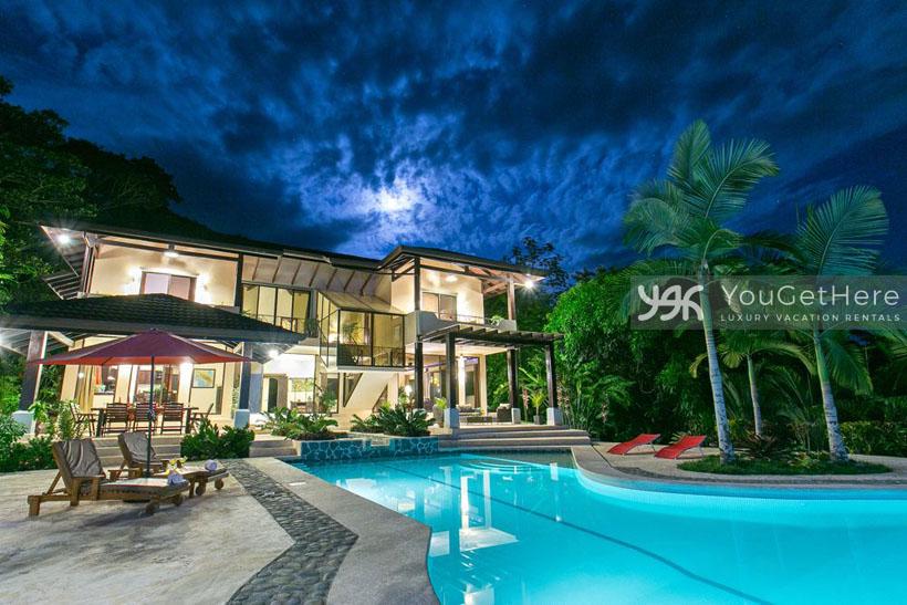 Vacation Villas-Dominical-Costa Rica-LaLibelula