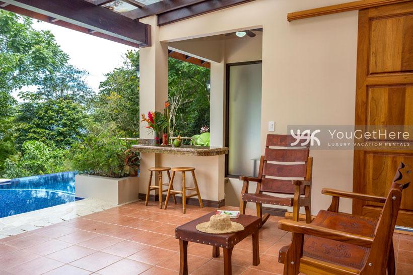 Villa Costa Rica-Dominical-Costa Rica-Casa Dakota