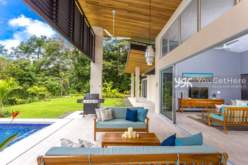 Villa Costa Rica-Dominical-Costa Rica-CasaTilli