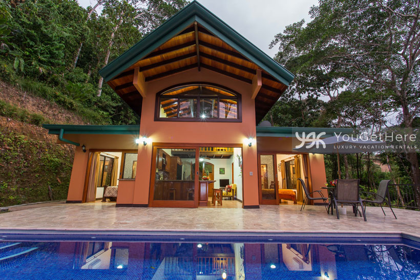 Villas in Costa Rica-Dominical-Costa Rica-CasaAlaska