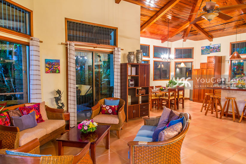 Villas in Costa Rica-Dominical-Costa Rica-CasaAmigos