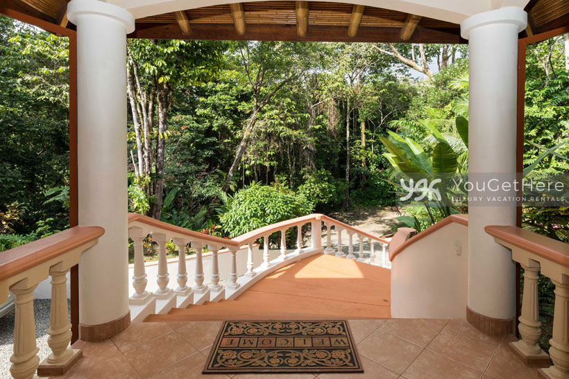 Costa rica luxury villas-Dominical-Costa Rica-San-Martin-Mirador
