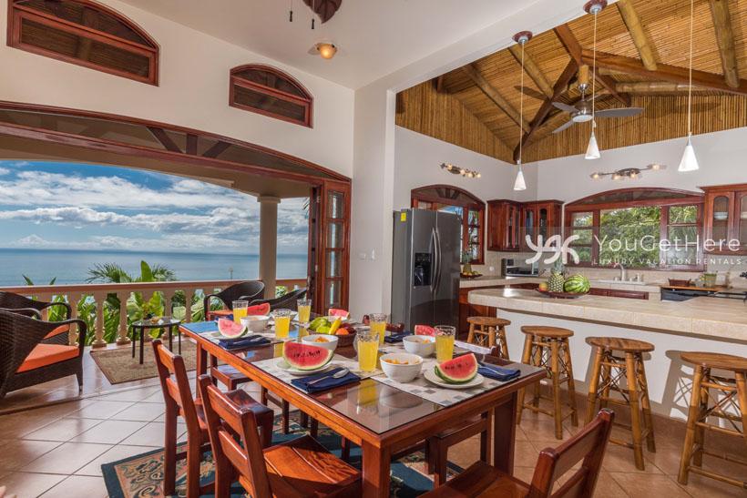 Home Rentals-Dominical-Costa Rica-San-Martin-Mirador
