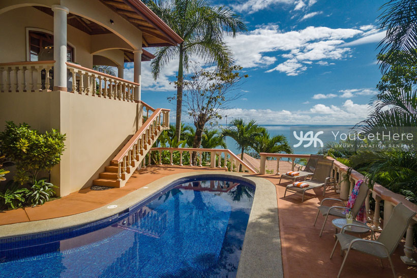 Luxury Vacation Rental-Dominical-Costa Rica-San-Martin-Mirador