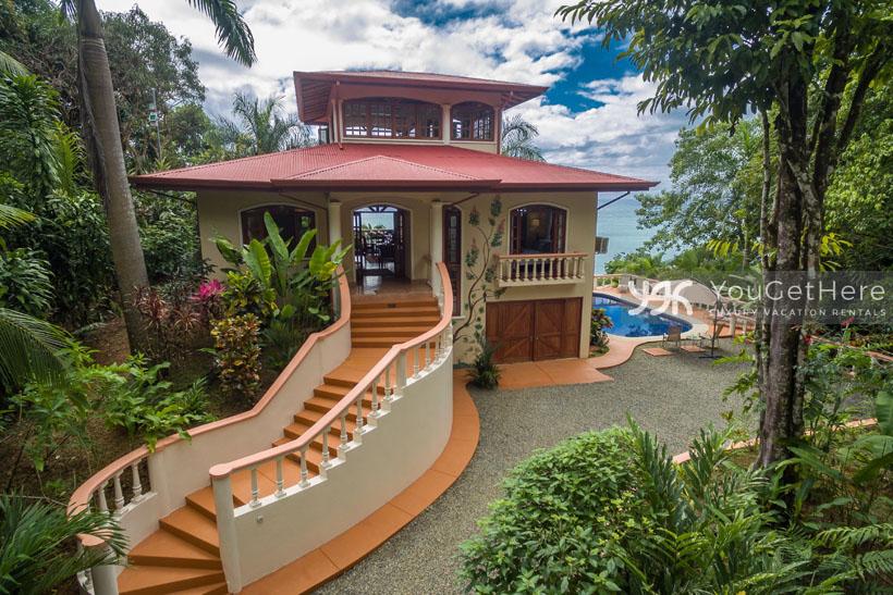 uxury Villa-Dominical-Costa Rica-San-Martin-Mirador