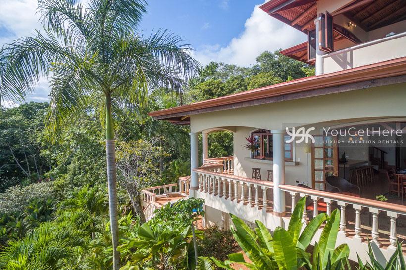 Ocean View Rentals-Dominical-Costa Rica-San-Martin-Mirador-San Martin